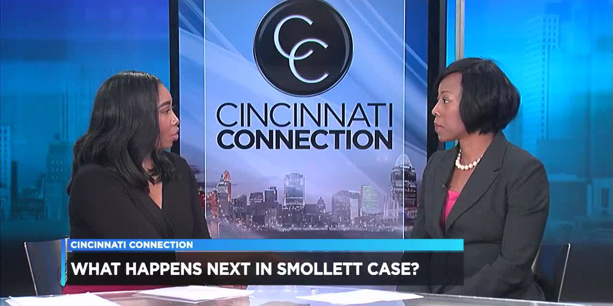 Cincinnati Connection: What's next in the Jussie Smollett case