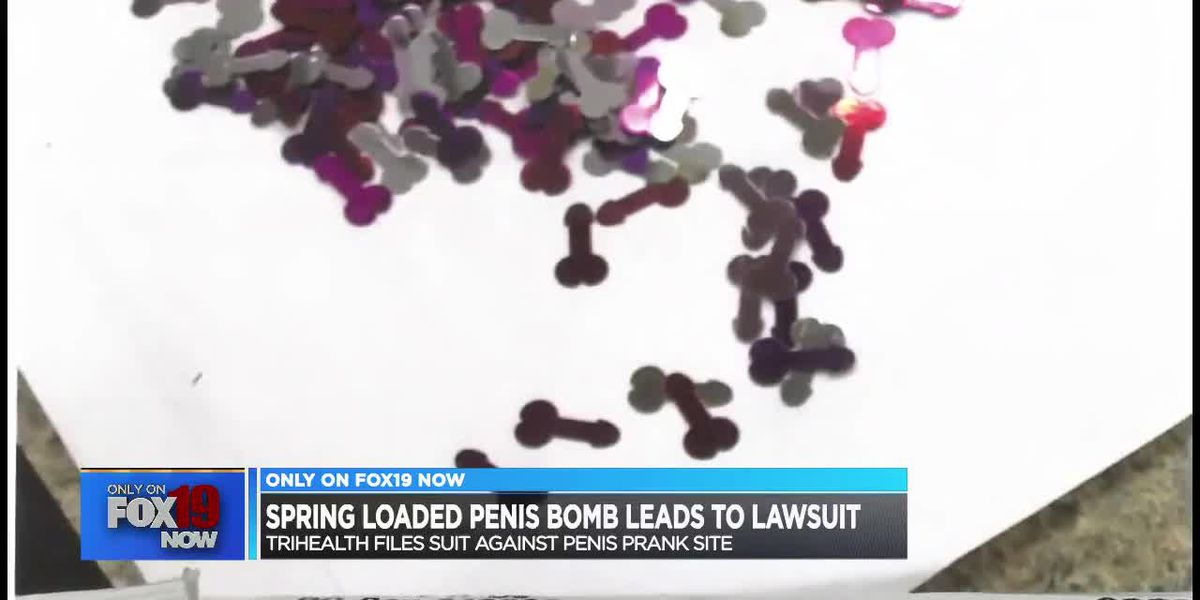 Spring-loaded penis bomb leads to lawsuit