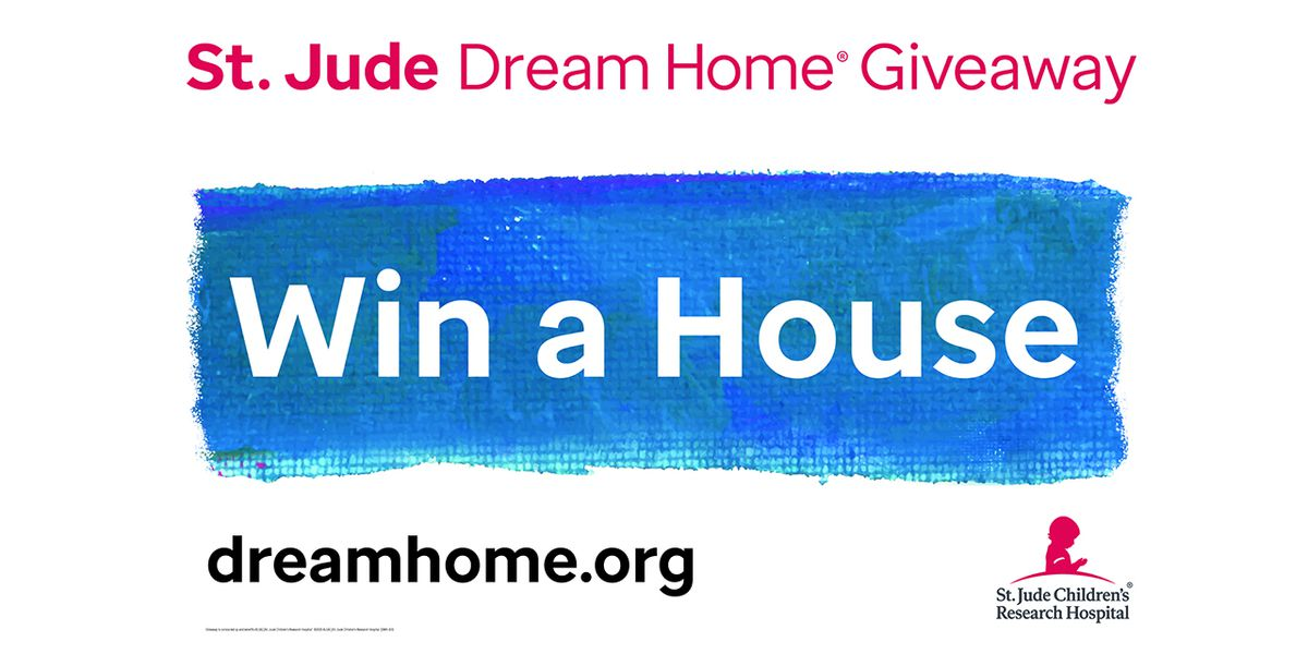 St. Jude Dream Home Giveaway 2020 tickets SOLD OUT!