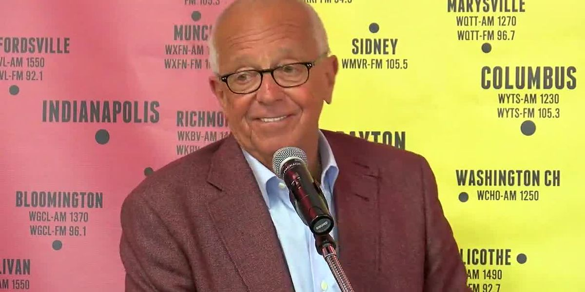 Reds' Marty Brennaman announces retirement after 2019 baseball season.
