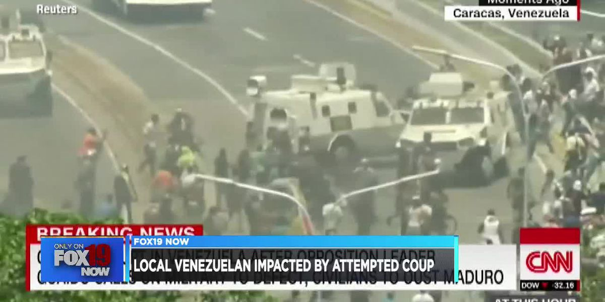 Cincinnati Connection: Local restaurateur reacts to Venezuelan coup