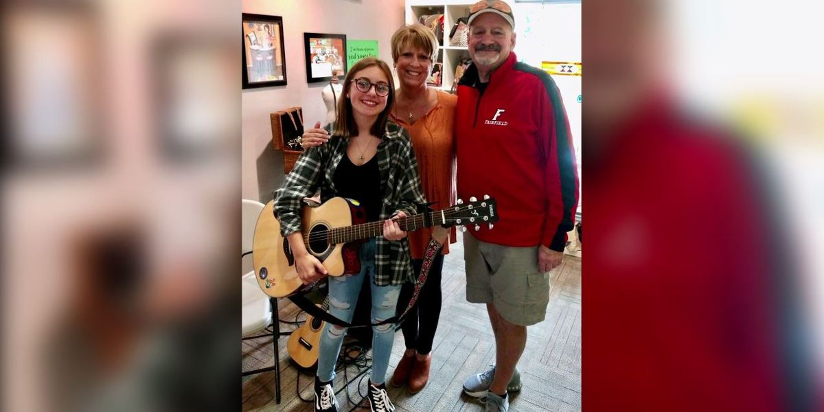 Tri-State teen hopes to help others through the power of music