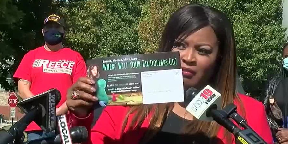 Mailer prompts accusation of racism in Ham. Co. commissioner contest
