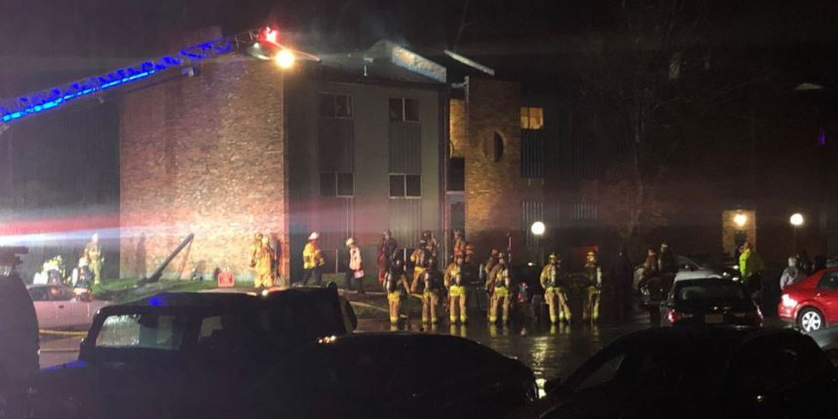 Apartment fire in Anderson Twp. under investigation