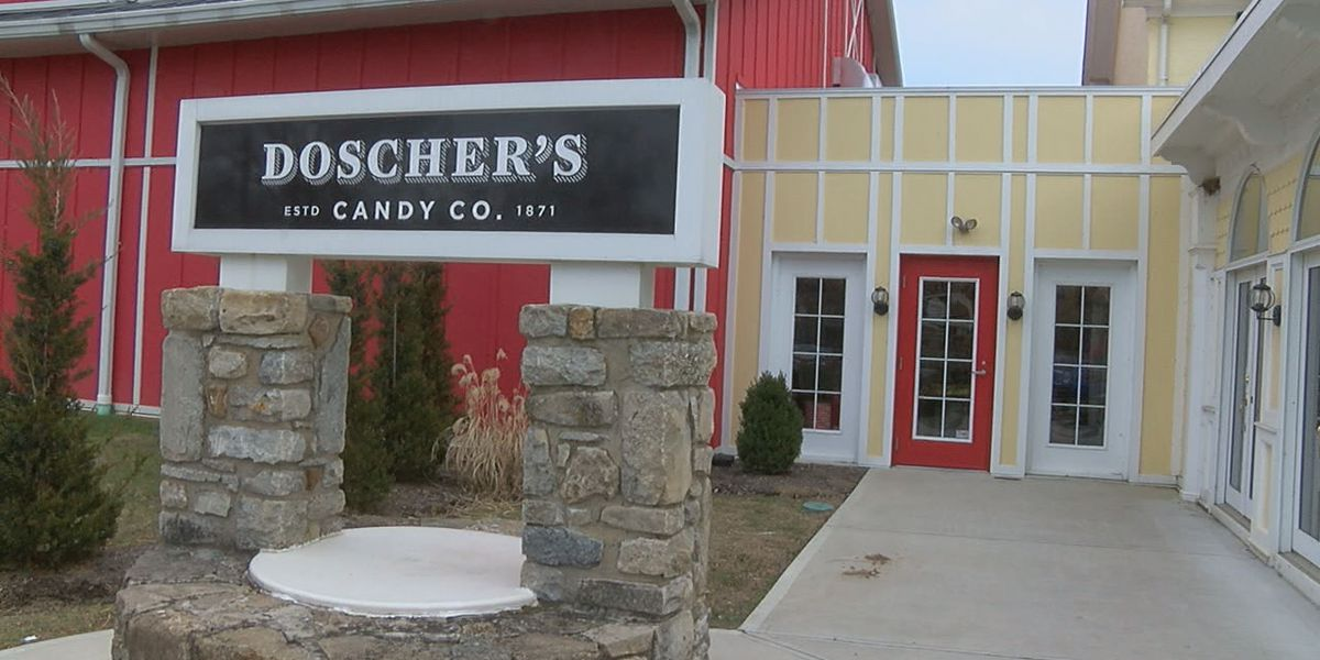 Doscher's Candy Company remains family owned business 148 years later