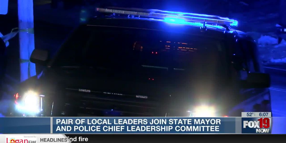 Local leaders join committee focusing on policing in Ohio