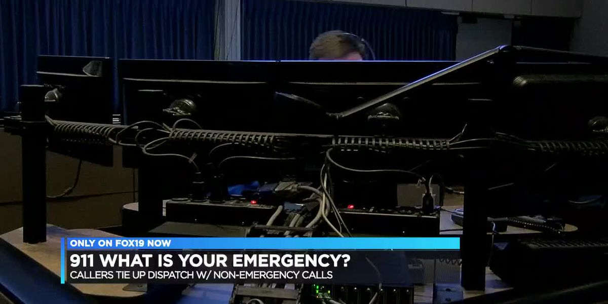 Don't call 911 for a power outage