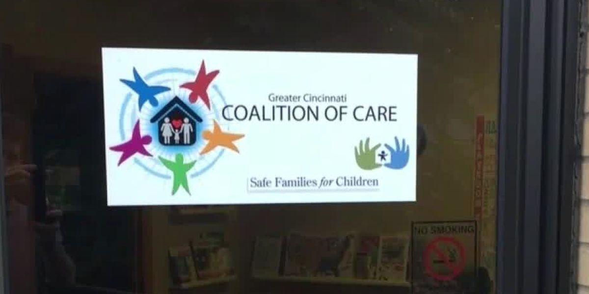 Non-profit's program offers temporary housing for children
