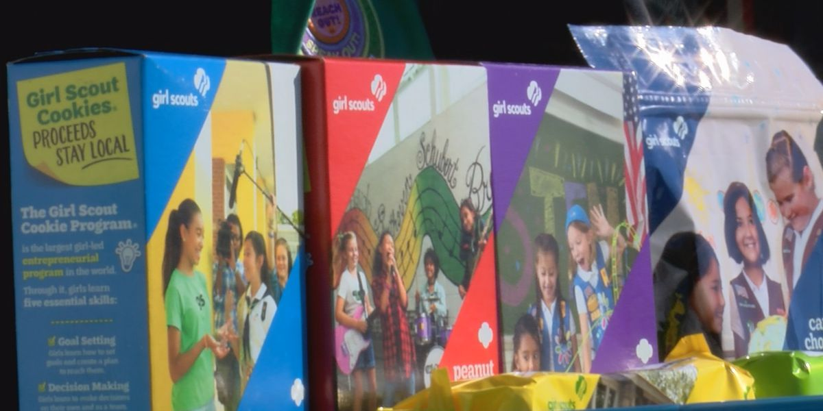 Celebrate National Girl Scout Cookie Weekend