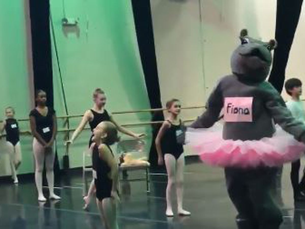 "Fiona to become star of the stage in ""The Nutcracker"""
