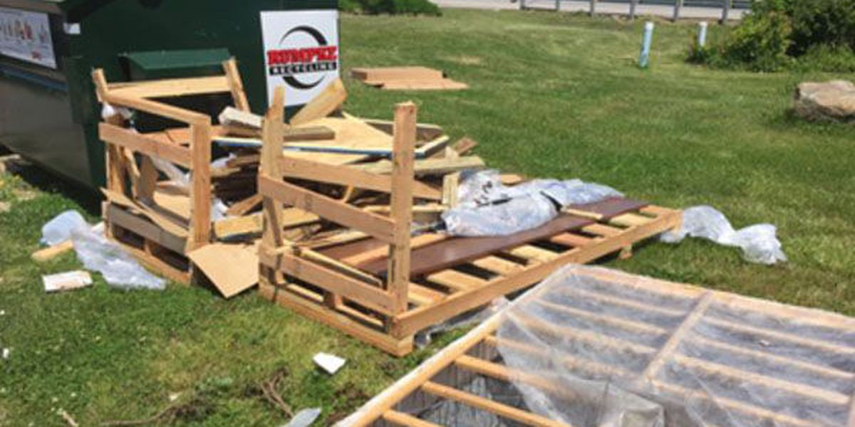 Clermont County recycling site shut down after illegal dumping