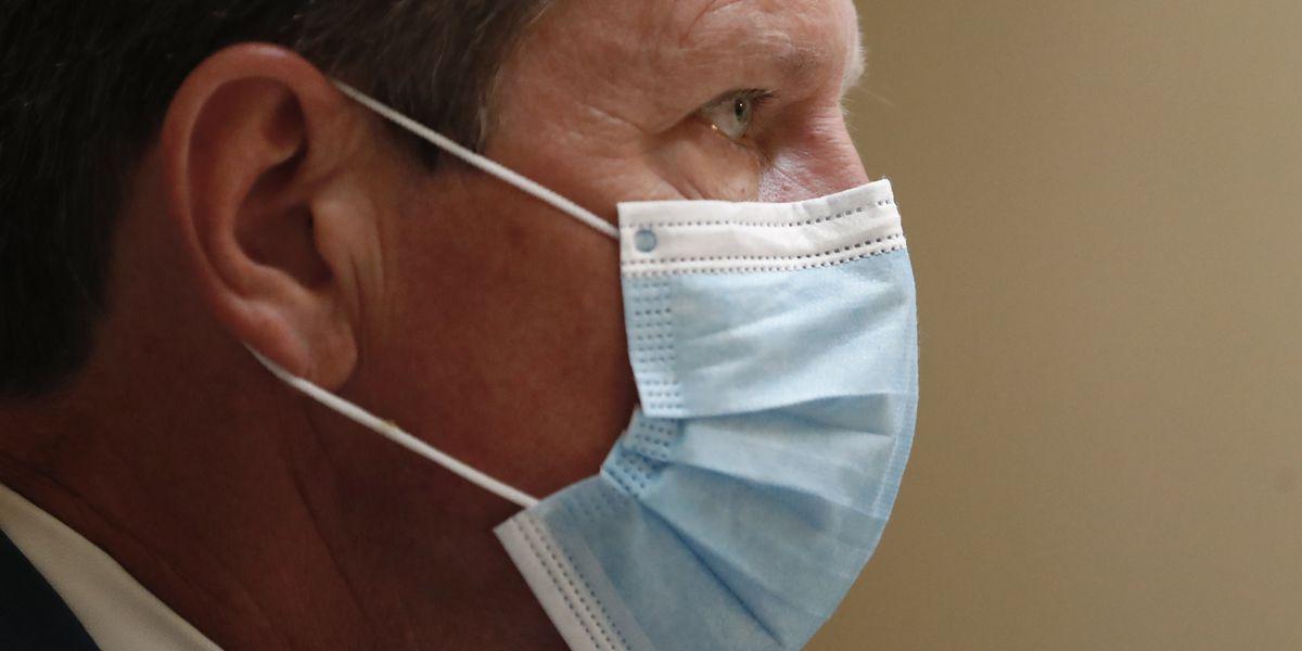 Georgia governor to drop lawsuit over Atlanta mask mandate