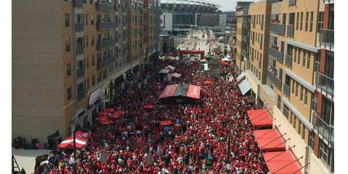 Cincinnati Reds Opening Day 2016: Celebrations and events