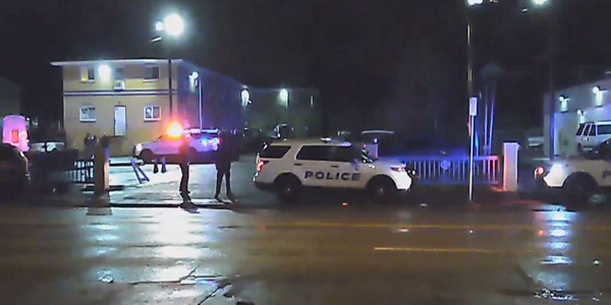 1 injured in Roselawn shooting