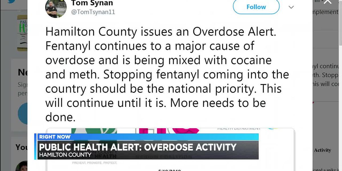 15 reported overdoses in 24 hours