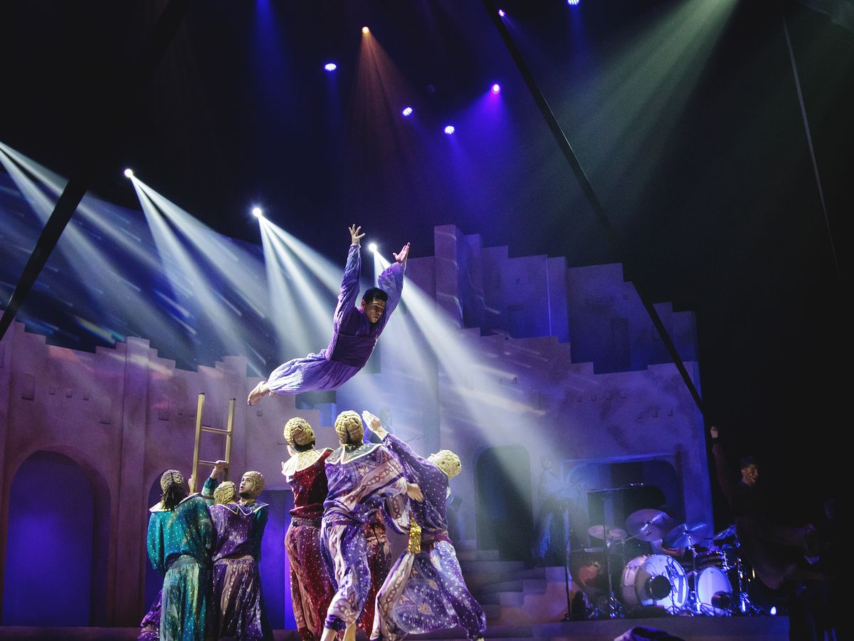 Cincinnati Church to premiere Christmas show at the Aronoff Center