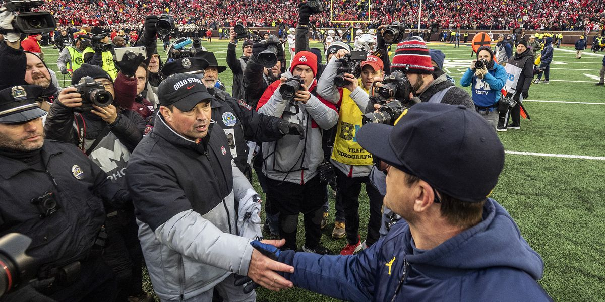 The Game: Ohio State vs Michigan canceled, UM announces