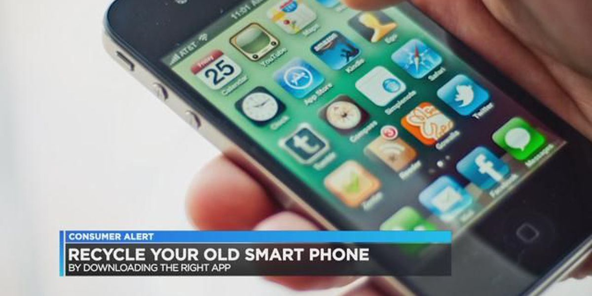 Simply Money: Recycle Your Old Smart Phone