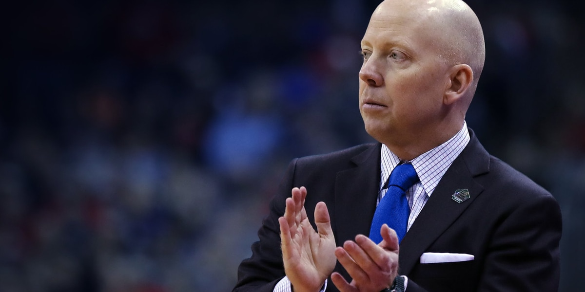"Mick Cronin introduced at UCLA: ""You only live once"""