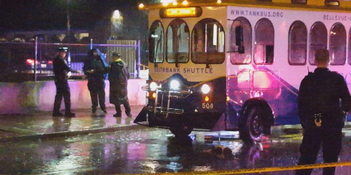 Police: TANK Trolleybus hits, injures pedestrian in Covington