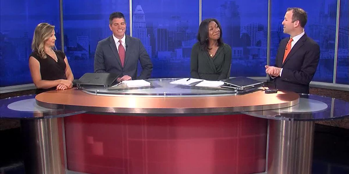 FOX19 Now News at 7 am 10/23/2018