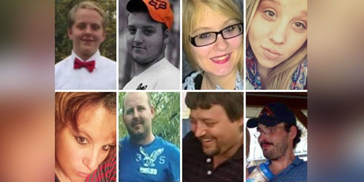 Four people wanted for questioning in Pike County massacre seen in Alaska