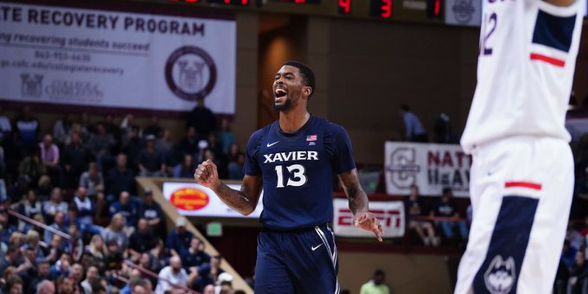 Naji Marshall's heroic shot lifts Xavier over Georgetown