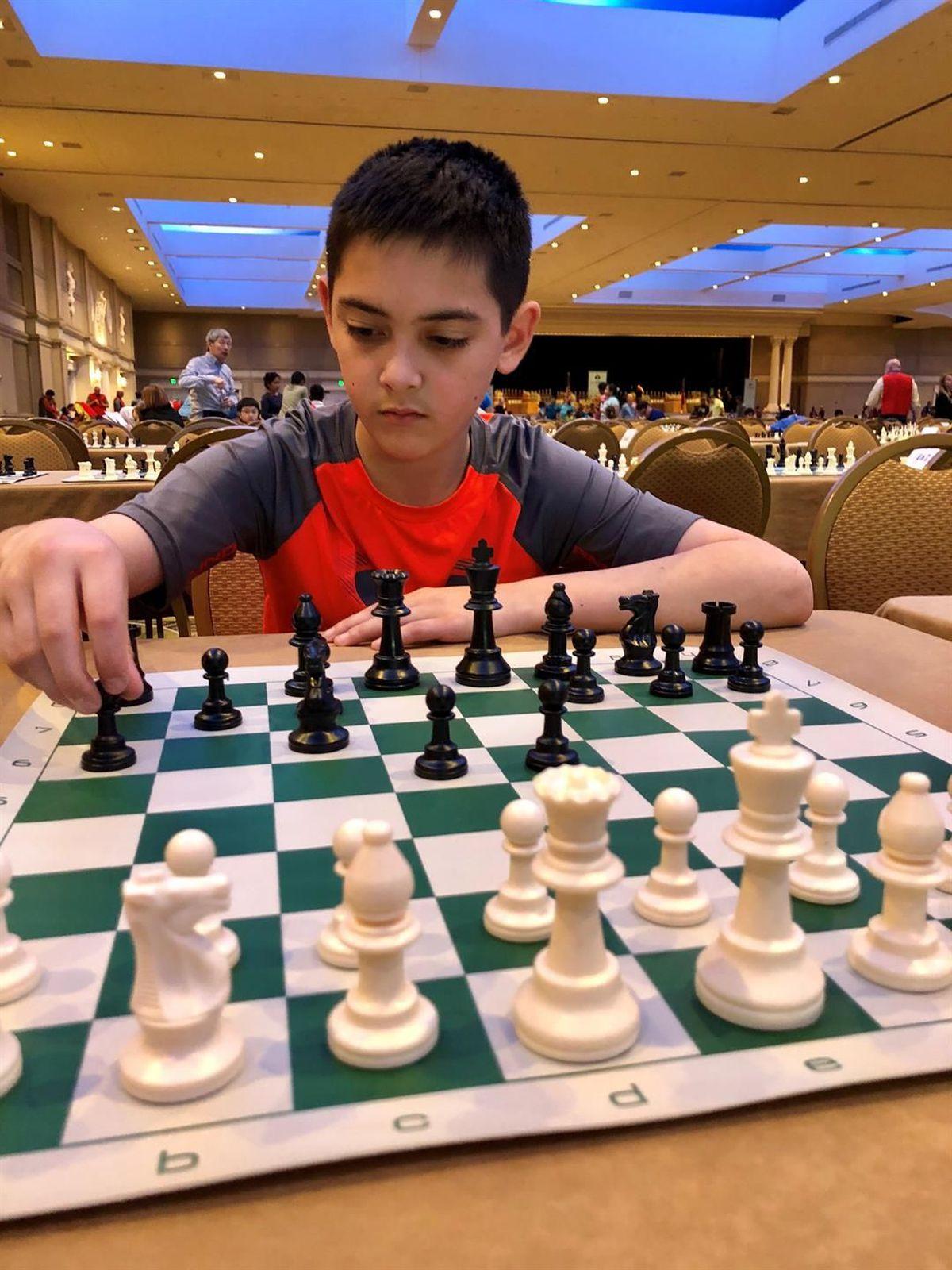 Mason sends 4 to national chess championship