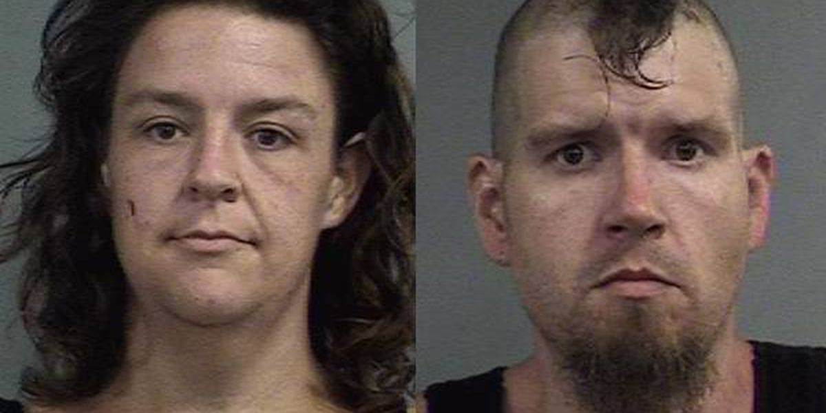 LMPD: Infant rescued from hot car, couple found asleep, meth inside of formula can