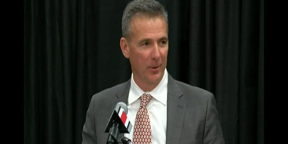 'This is home' Urban Meyer hopes to stick around Ohio State after retirement