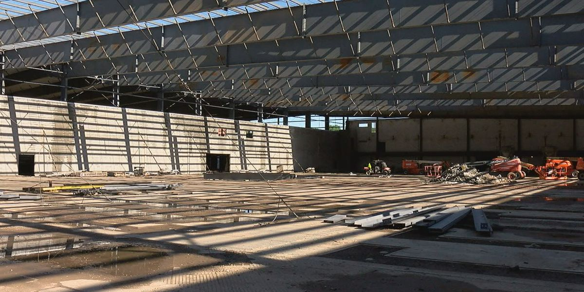 Look inside massive Spooky Nook Sports Complex as construction continues
