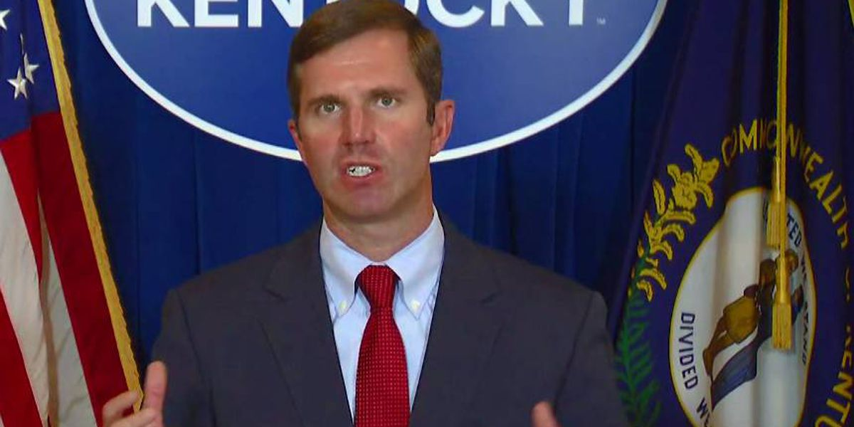 Beshear warns 'additional steps' may be taken if red zone county recommendations aren't followed