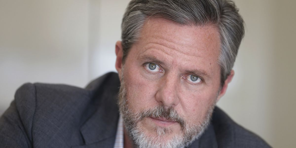 Falwell sues Liberty, saying school damaged his reputation