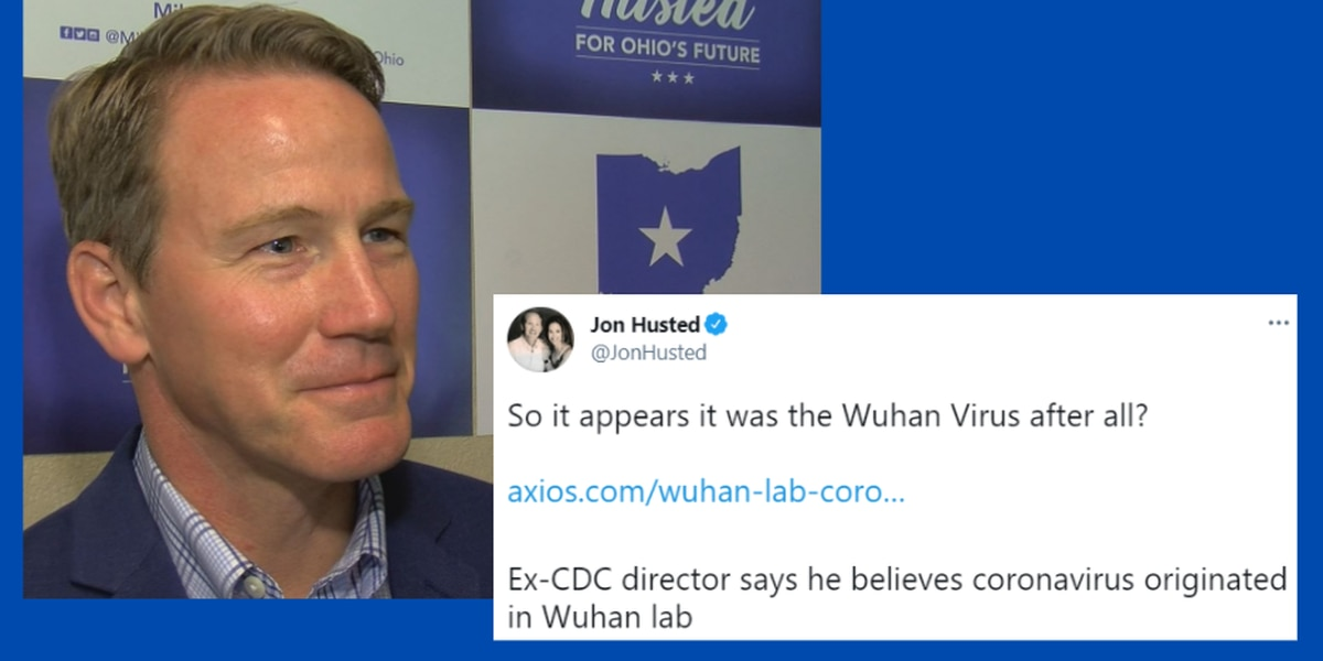 'So it appears it was the Wuhan Virus after all?' Ohio Lt. Gov. under fire after tweets on COVID-19 origin