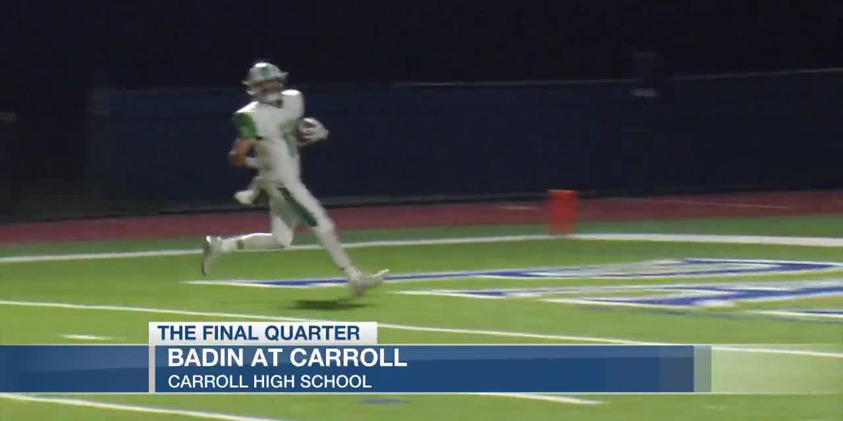 Badin keeps rolling towards playoffs with another big win
