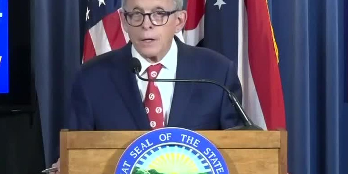 DeWine warns of crossroads, urges Ohioans to redouble efforts as second wave surges