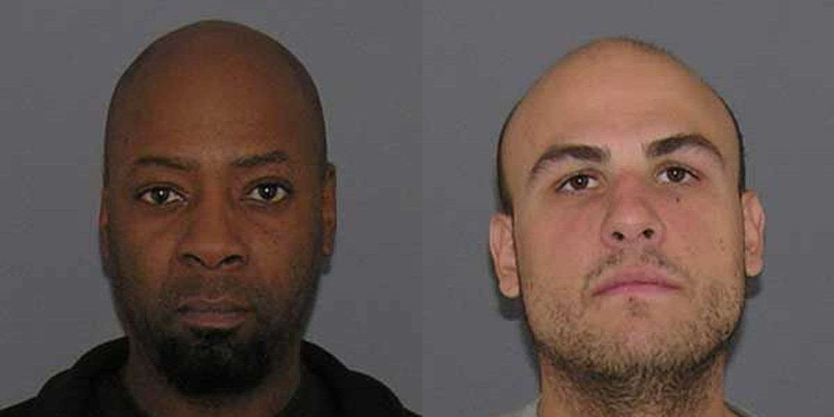 Police: Two arrested for promoting prostitution