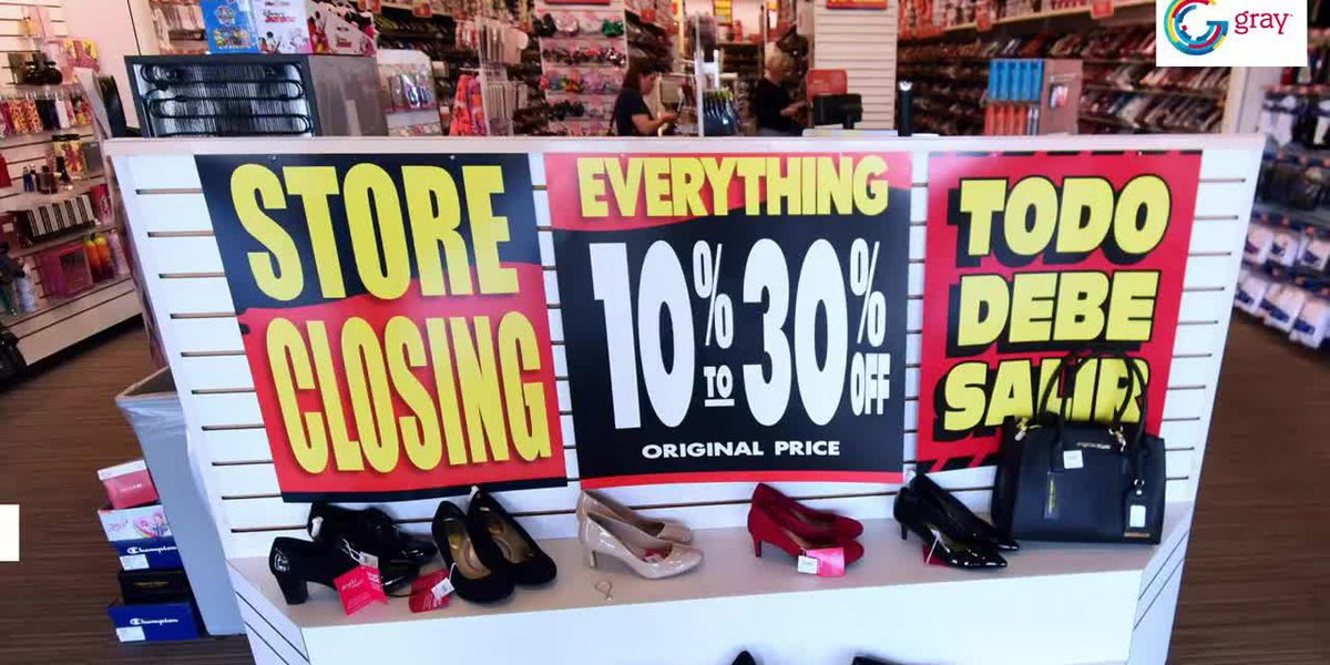 Payless has filed for bankruptcy and all stores set to close