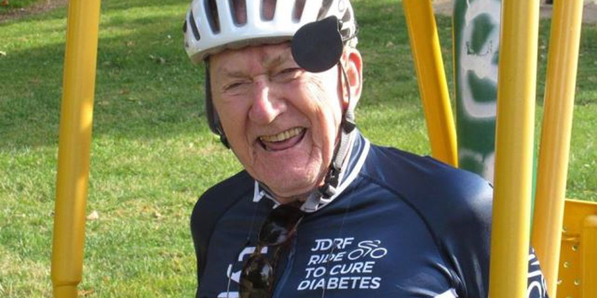 92-year-old man with diabetes plans bike ride through Death Valley