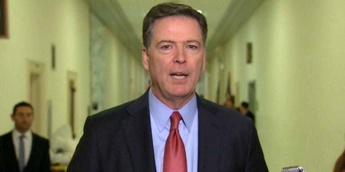 Comey slams GOP, defends FBI after closed-door questioning