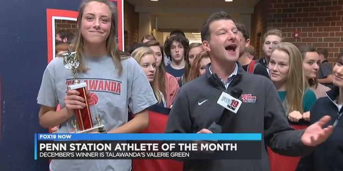Penn Station Athlete of the Month: Talawanda's Valerie Green
