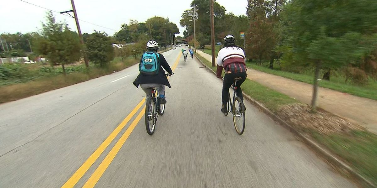 Friday is National Bike to Work Day