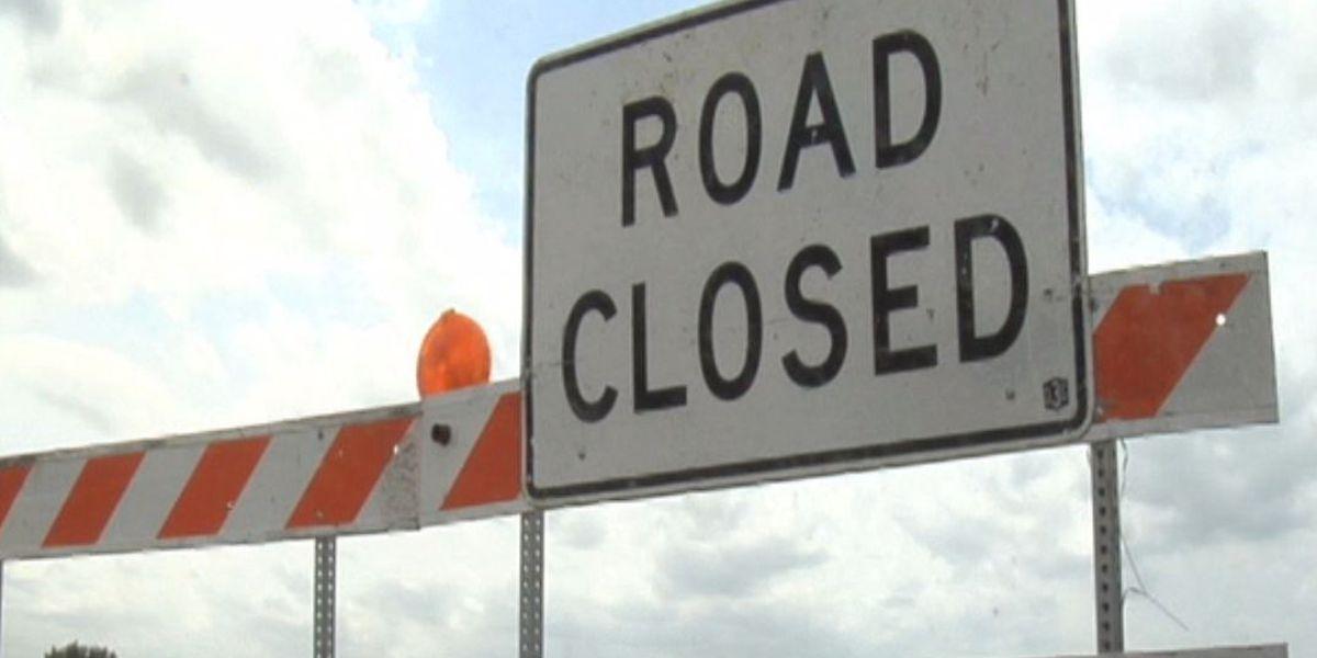 Lane closures for Columbia Parkway rehab begin Monday