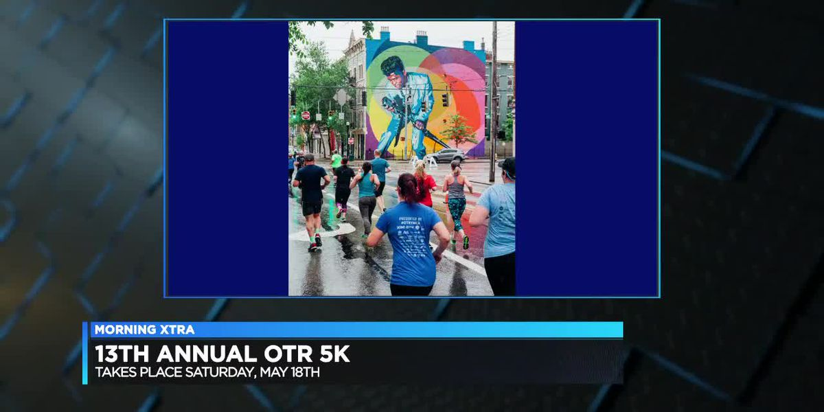 Get your Run on at the 13th Annual OTR 5K