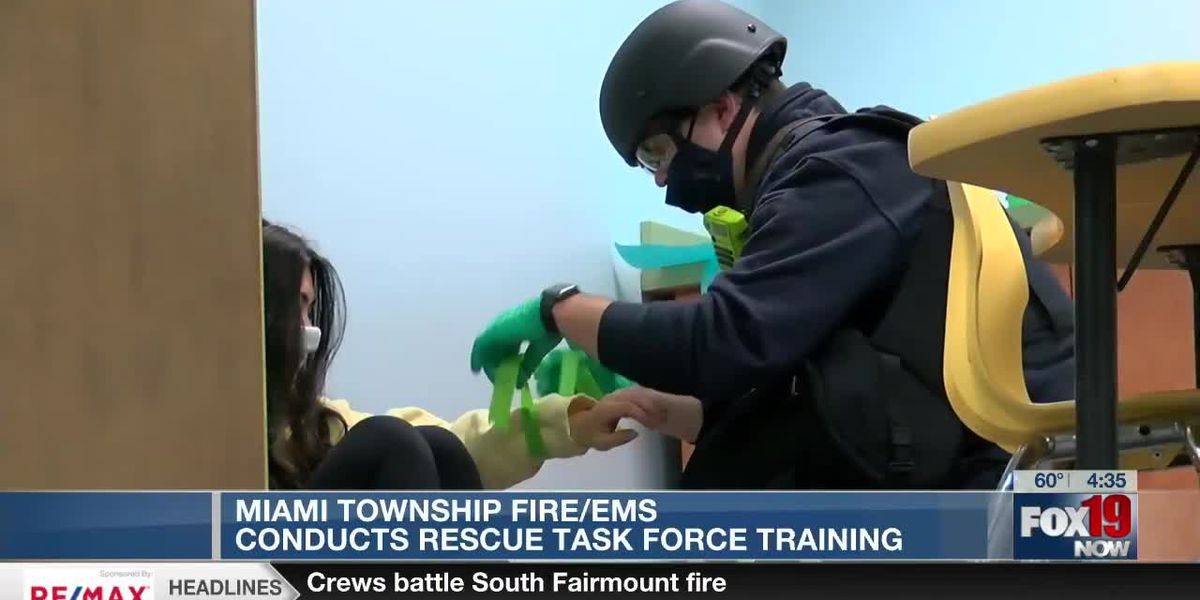 Active shooter training 'invaluable' for Miami Township first responders