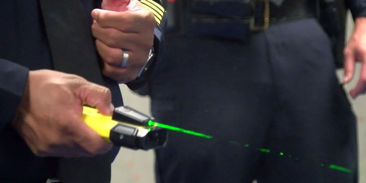 Cincinnati police test new non-lethal technology