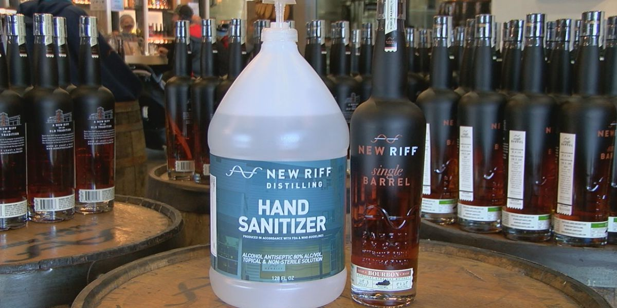 FDA cancels fee that asked Ky. distillers who made hand sanitizer during pandemic to pay thousands