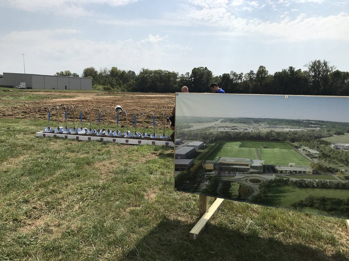 FCC breaks ground on new practice center