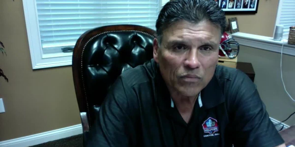 Anthony Munoz talks Burrow, NFL return, Victory Beyond Competition