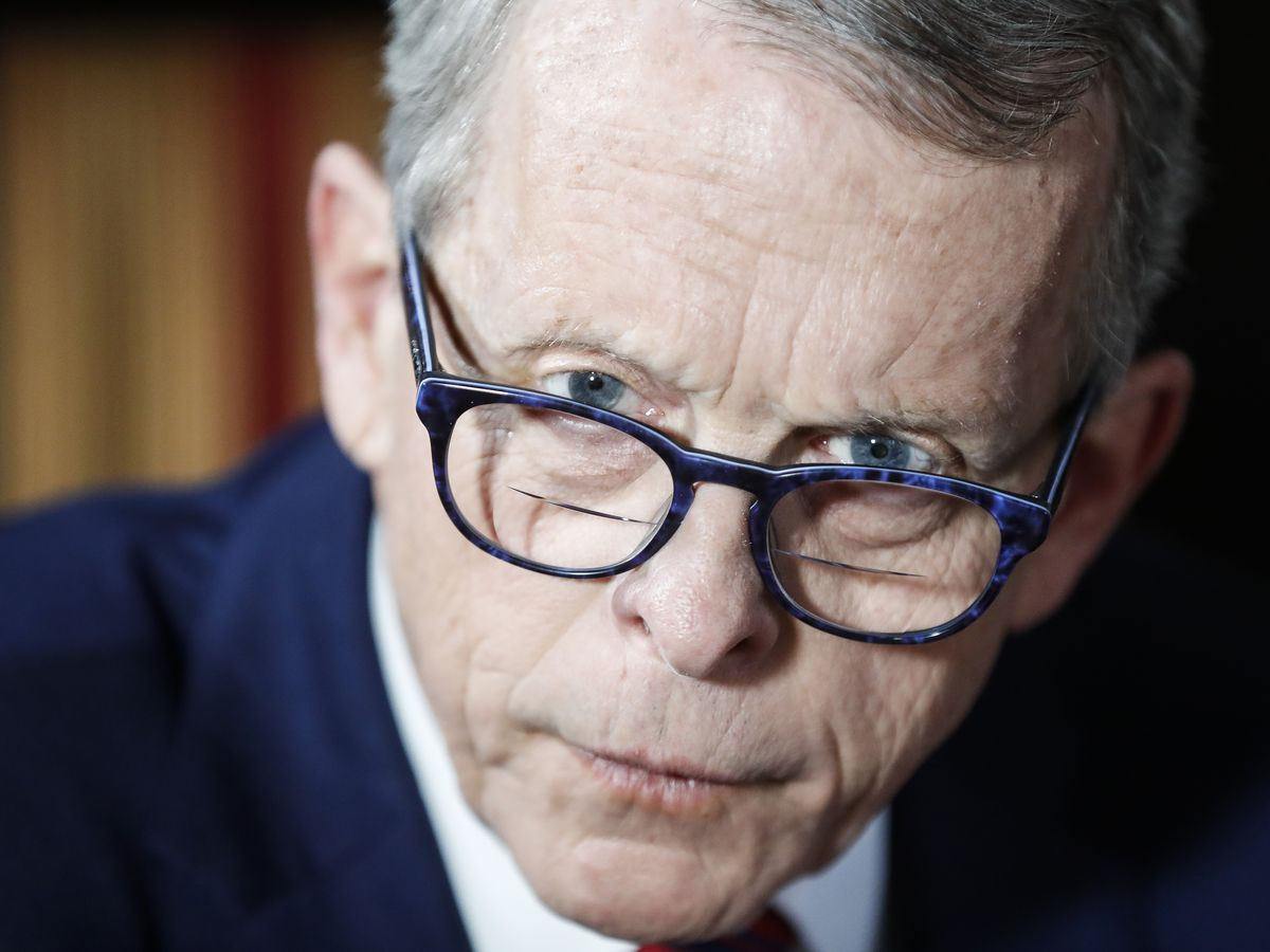 Ranking: DeWine leads U.S. governors in response to pandemic